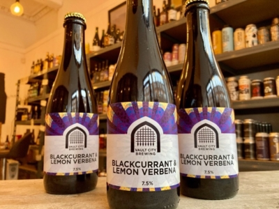 Vault City – Blackcurrant & Lemon Verbena – Sour