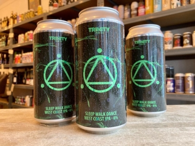 Trinity – Sleep Walk Dance – West Coast IPA