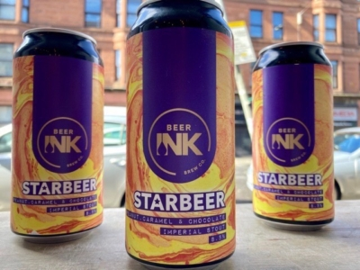 Beer Ink – Starbeer – Peanut Butter, Caramel & Chocolate Imperial Stout