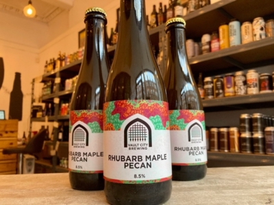 Vault City – Rhubarb Maple Pecan – Sour