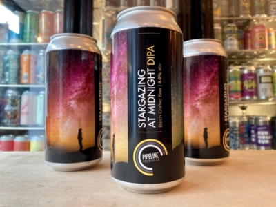 Pipeline – Stargazing at Midnight – Double IPA