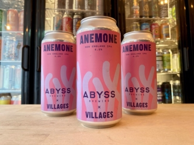 Villages x Abyss – Anemone – New England IPA