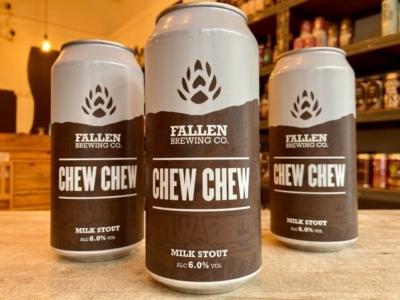 Fallen – Chew Chew — Milk Stout
