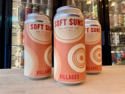 Villages – Soft Suns – New England IPA