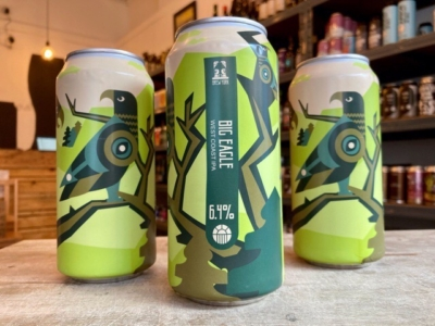 Brew York – Big Eagle – West Coast IPA