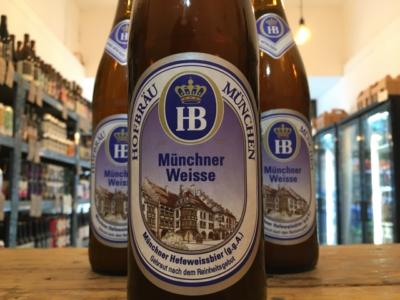 Hofbräu – Münchner Weisse – Wheat Beer