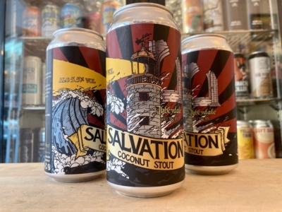 Abbeydale – Salvation – Coconut Stout