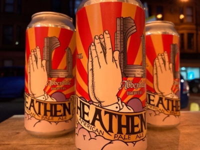 Abbeydale – Heathen – Pale Ale