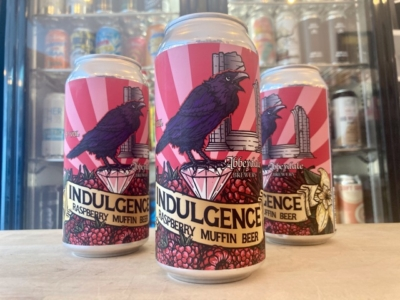 Abbeydale – Indulgence – Raspberry Muffin Pale Ale