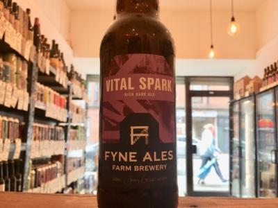 Fyne Ales – Vital Spark — Scotch Ale