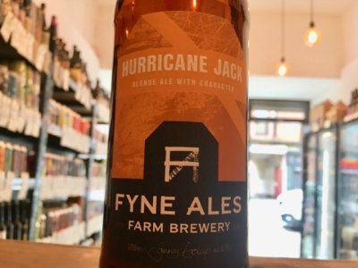 Fyne Ales – Hurricane Jack — Blonde Ale