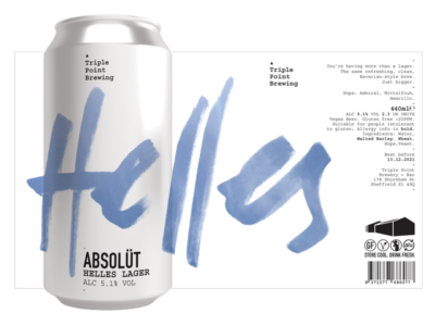 Triple Point – Absolüt – Helles Lager