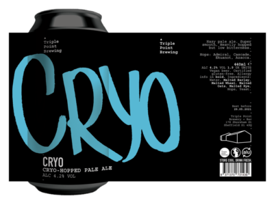 Triple Point – Cryo – Pale Ale