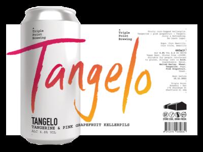 Triple Point – Tangelo – Tangerine & Pink Grapefruit Keller Pils