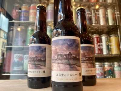 Artefact X Old Chimneys – Pastry Brown Ale