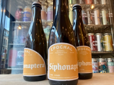Epochal – Siphonaptera – Table Beer/Pale Ale
