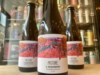 Pastore – Il Rabarbaro – Rhubarb Sour