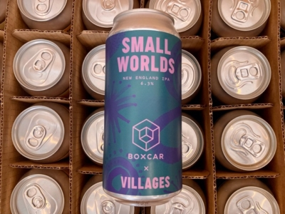 Villages – Small Worlds – New England IPA