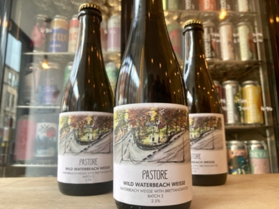 Pastore – Wild Waterbeach Weisse – Sour