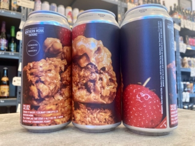 Northern Monk – Peanut Butter and Jam Cornflake Tart – Imperial Stout