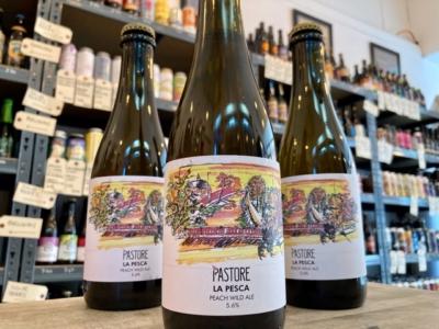 Pastore – La Pesca – Peach Saison