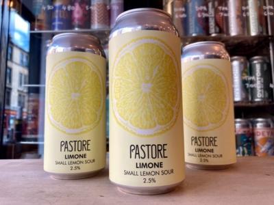 Pastore – Limone — Lemon Sour