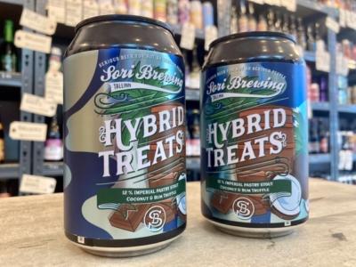 Sori – Hybrid Treats Vol 5 – Coconut & Rum Truffle – Imperial Stout