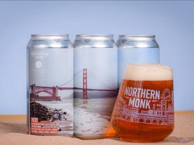 Northern Monk – West Coast Routes — West Coast IPA