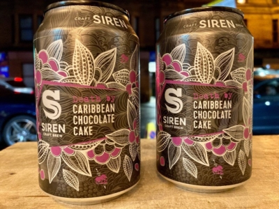 Siren – Death by Caribbean Chocolate Cake — Imperial Stout