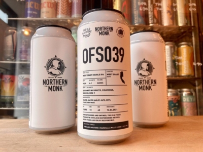 Northern Monk – Old Flax Store Series OFS039 – West Coast Double IPA