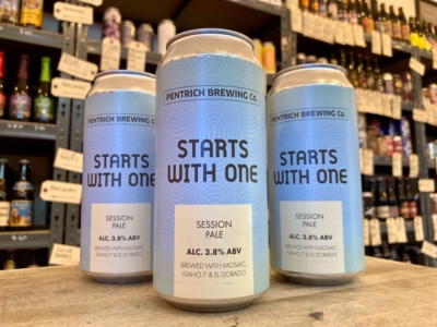 Pentrich – Starts With One – Pale Ale